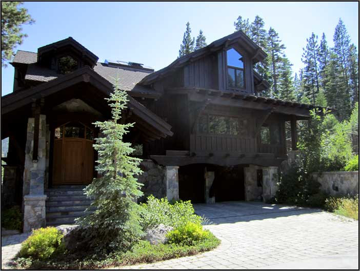 ~ Squaw Valley, Hidden Lakes 2